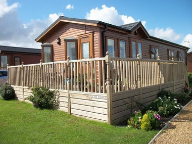 2 New Holiday Lodges for Sale from September 2010