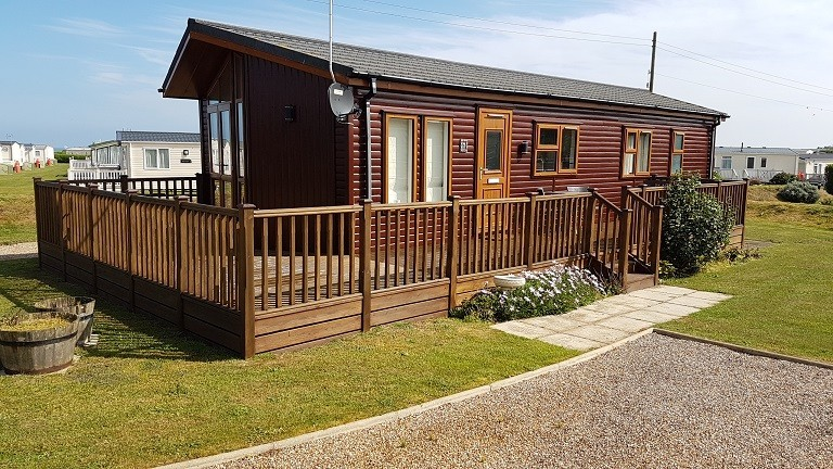 New to Market - Wessex Coach House Lodge   Paddock 7  - Excellent Condition