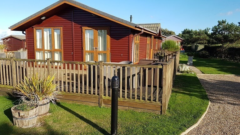 Wessex Milbourne Contemporary Lodge For Sale