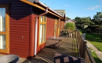 Wessex Milbourne Contemporary Lodge