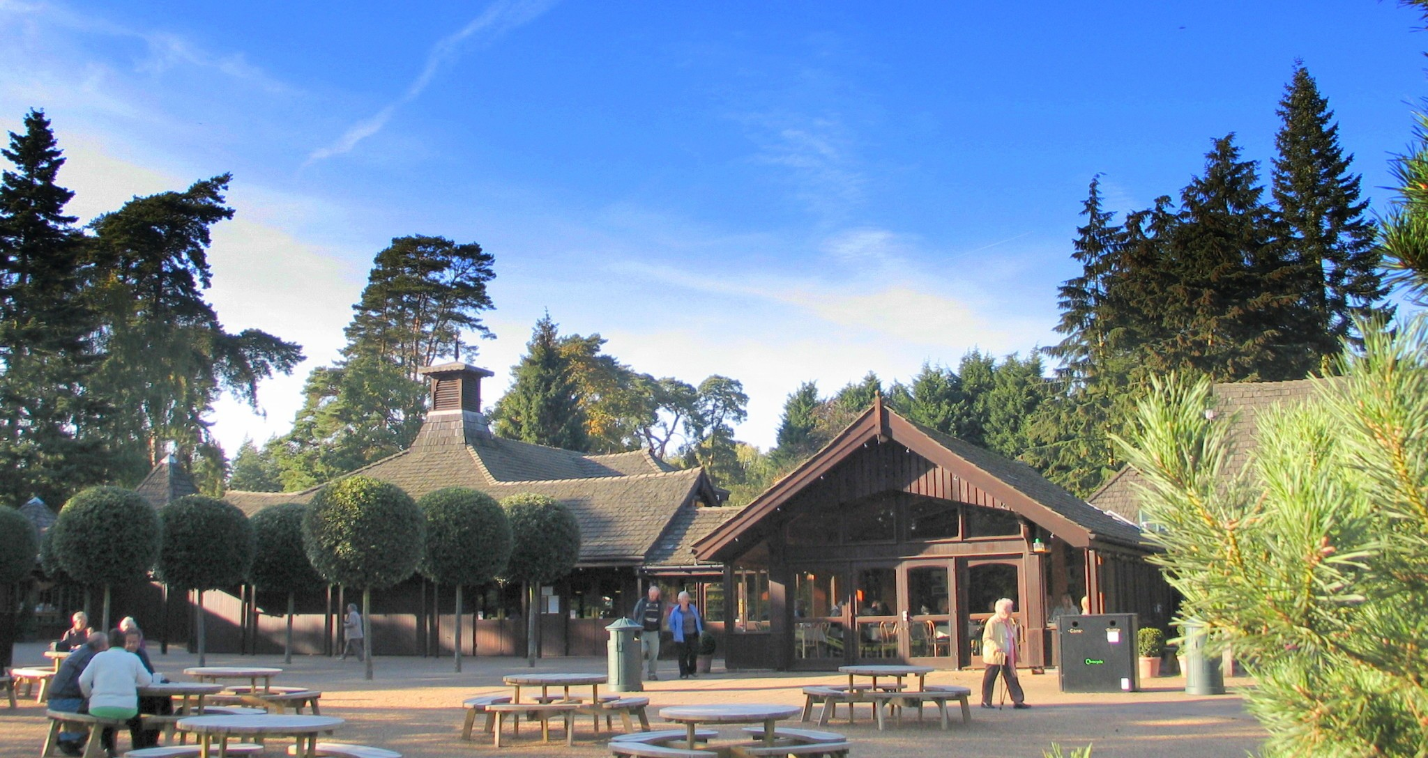 Sandringham visitors centre
